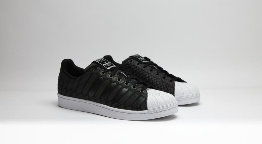 adidas superstar noir bande blanche