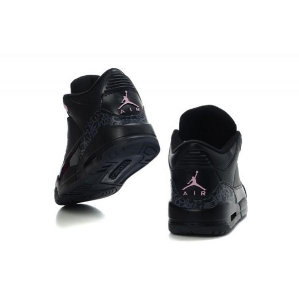 grande vente c032d b0630 air jordan fille noir