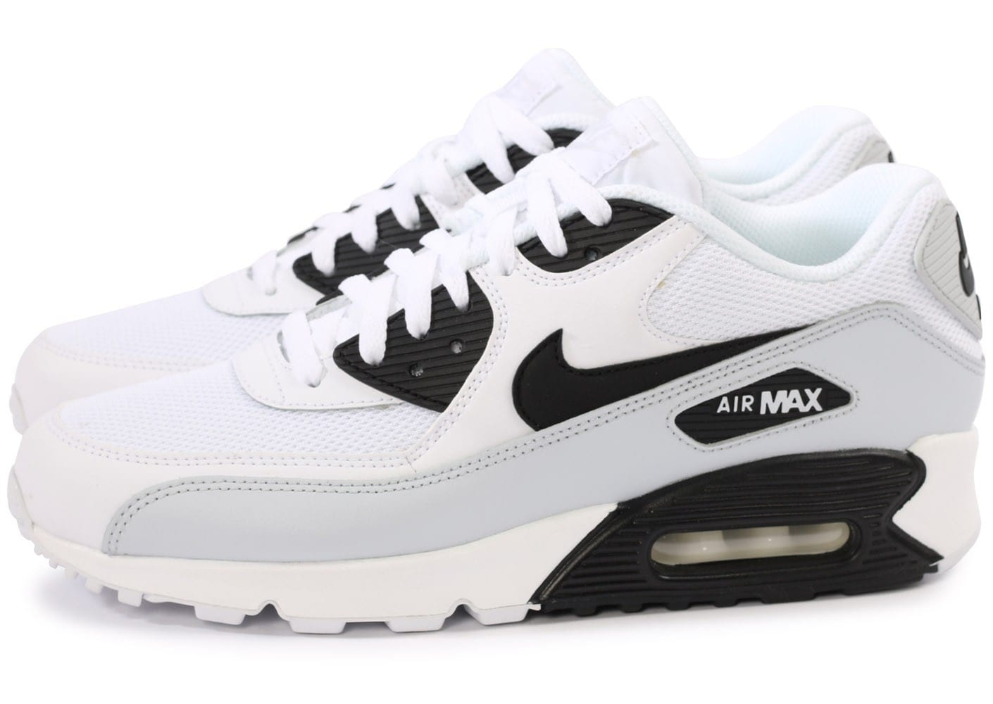 united states low cost best shoes air max 90 blanche et noir