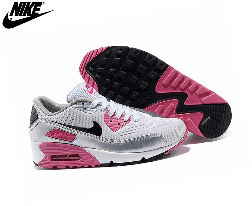 basket nike rose fille